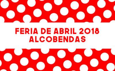 Ferial de Abril 2018 en Alcobendas