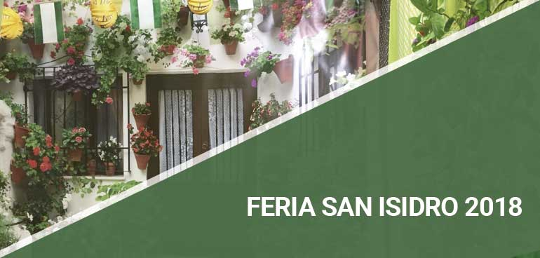 Feria San Isidro 2018