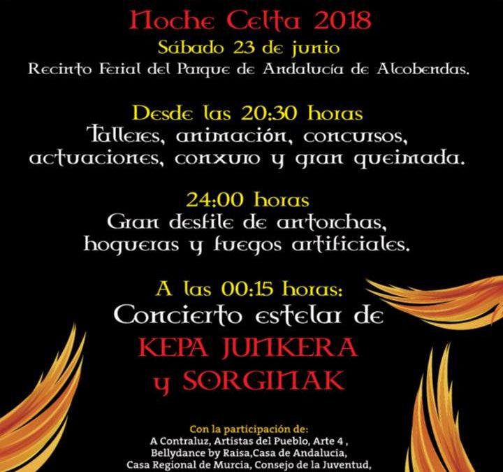 Noche de San Juan 2018