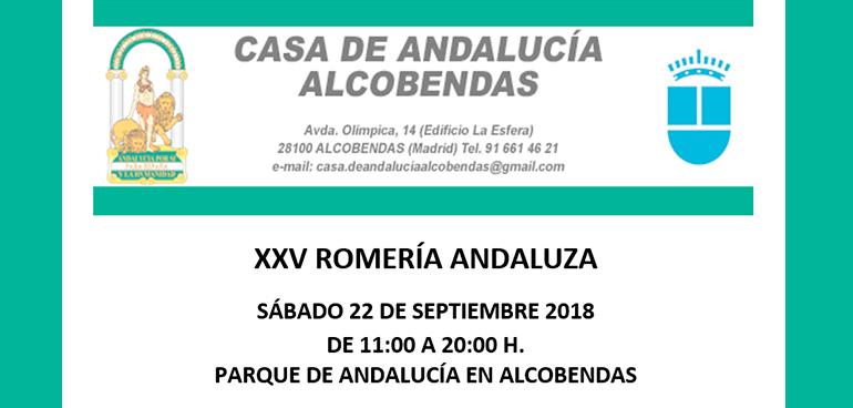 XXV Romería Andaluza