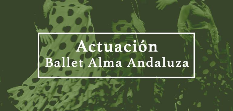 Actuación Ballet Alma Andaluza
