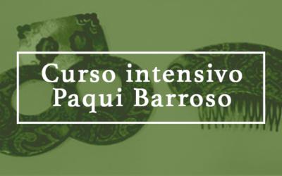 Curso Paqui Barroso