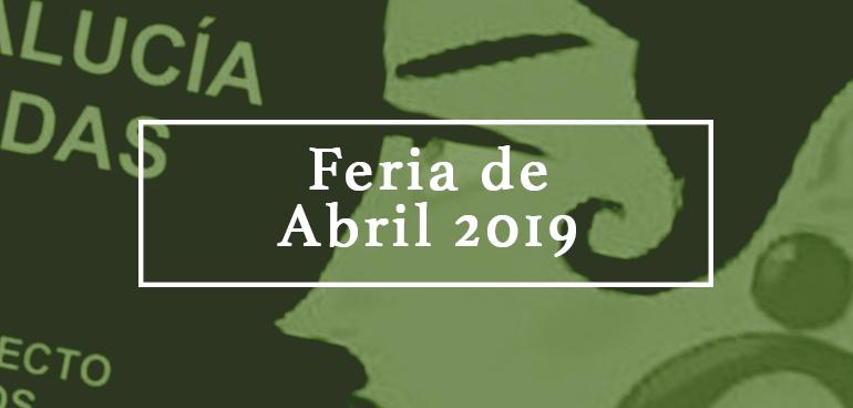 Fiesta Feria de Abril 2019